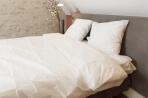 Abena-Frantex Kit de couchage pour lit 2 personnes (160 cm)