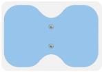 Bluetens Pack de 3 électrodes papillon pour utilisation sans fil