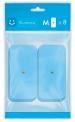 Bluetens Pack de 8 électrodes Taille M