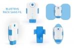Bluetens Pack sans fil (livré avec 2 électrodes Surf et 1 Papillon)