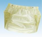Suprima Culotte plastique ouvrante Large coupe taille basse