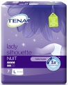 Tena Lady Silhouette Large Nuit