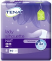 Tena Lady Silhouette Medium Nuit